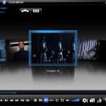 PowerDVD 9 FancyView Chapter Viewer