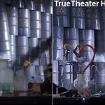 PowerDVD 9 TrueTheater HD Comparison