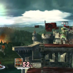 Super Smash Bros. Brawl on Wii, in 720p