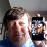 Continuing with the theme of posting people's pictures for this WNR, here's Stephen Fry