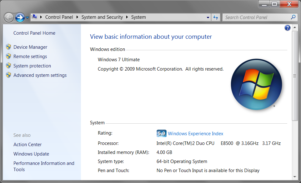 The Windows 7 64-Bit Question: Should I Switch? | DVDGuy's Blog ...