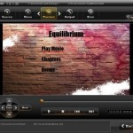 Making a DVD menu is made simpler by Womble EasyDVD