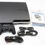 PS3 Slim Contents