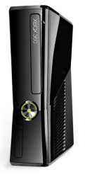 A photo of the New Xbox 360