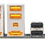 Gigabyte GA-P55-UD4 Backplate