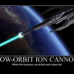 Low Orbit Ion Cannon