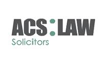 ACS:Law Logo