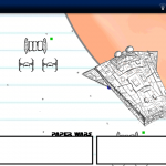 Paper (Star) Wars