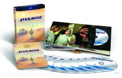 Star Wars on Blu-ray