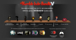 The Humble Indie Bundle V