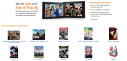 Amazon Prime Instant Video - New Additions