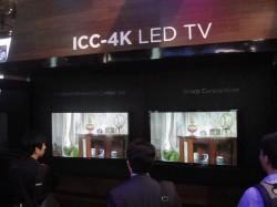 4K Ultra High-Def TV