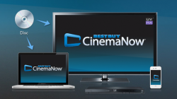 CinemaNow Disc to Digital
