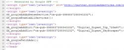 Google DFP Adcode