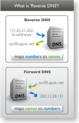 Reverse DNS