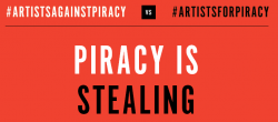 Piracy is Stealing?