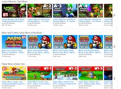 ZackScottGames - Nintendo Videos