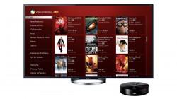 Sony 4K TV with 4K Media Player
