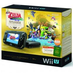 Wii U The Legend of Zelda Wind Waker Limited Edition Bundle