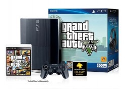 PS3 GTA V Bundle