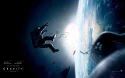 Gravity (Film) Wallpaper