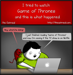 Game of Thrones - The Oatmeal