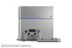 20th Anniversary PlayStation 4