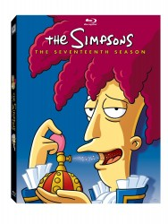 The Simpsons Season 17 Blu-ray