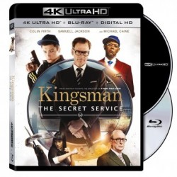 The Kingsman Ultra HD Blu-ray