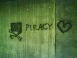 Piracy Love