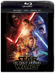 Star Wars: The Force Awakens Blu-ray