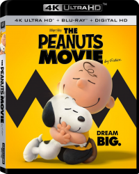 The Peanuts Movie Ultra HD Blu-ray