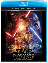Star Wars Episode VII - The Force Awakens Blu-ray