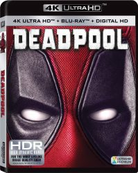Deadpool on Ultra HD Blu-ray