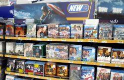 Movies at Walmart