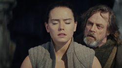 Luke and Rey