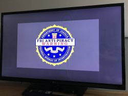 Roku FBI Warning