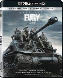 Fury Ultra HD Blu-ray