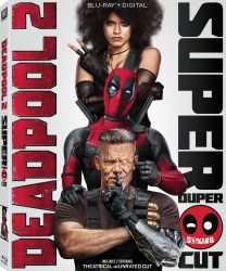 Deadpool 2 Ultra HD Blu-ray