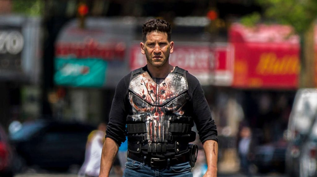 Still photo from The Punisher
