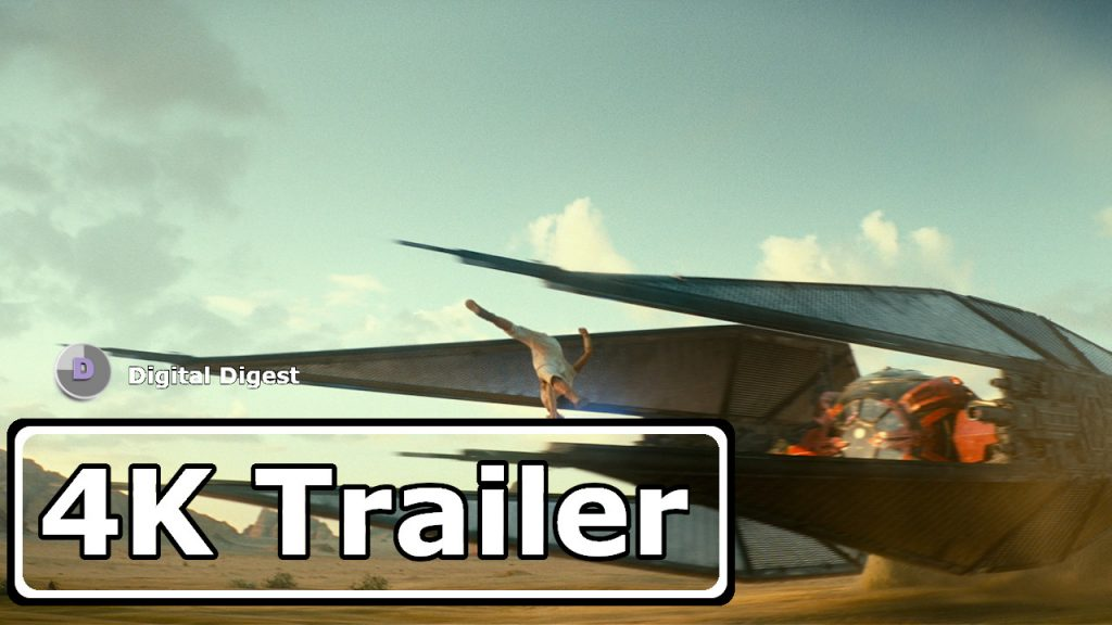 Promo thumbnail for the Star Wars: The Rise of Skywalker teaser trailer