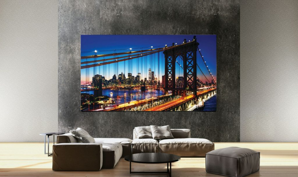 Samsung MicroLED TV