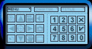 WinDVD 2000 navigational controls