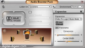 Audio Booster Pack