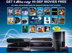 Free Blu-ray movies