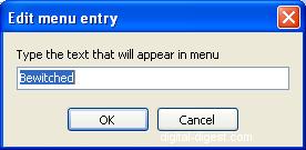ConvertXtoDVD: Edit Menu Text