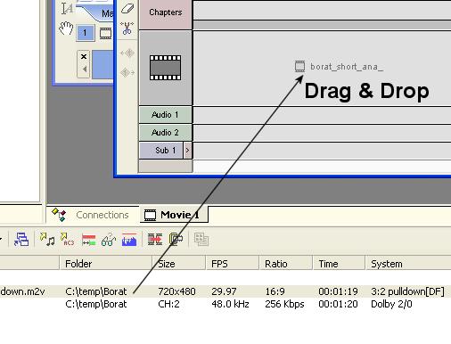 DVD-lab Pro: Load Assets