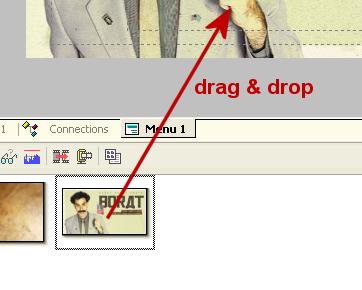 DVD-lab Pro: Changing Menu Background Image