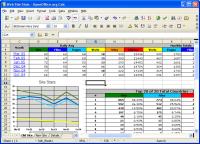 OpenOffice - Calc
