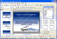 OpenOffice - Impress